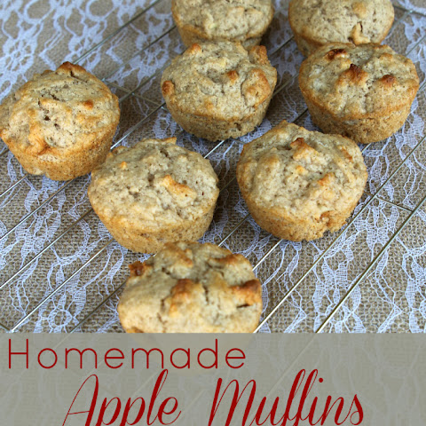 Homemade Apple Muffins