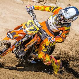 Motocross by Thomas Dilworth - Sports & Fitness Motorsports ( motocross, racing, moto, colorado, motorcycle )