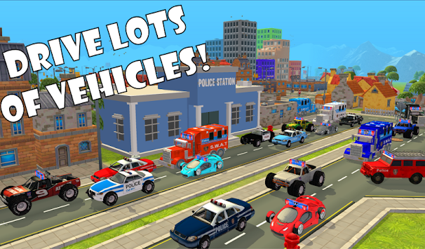 Police Car Chase Sim 911 FREE APK screenshot thumbnail 15