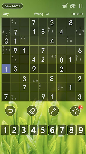 Sudoku Scapes For PC