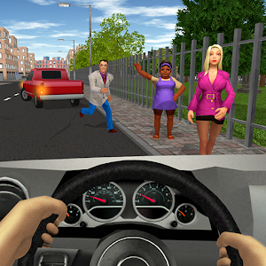 Taxi Game For PC (Windows / Mac)