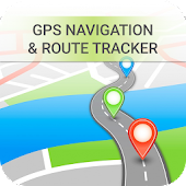 Download Android App GPS Navigation - Route Finder && Tracker for Samsung