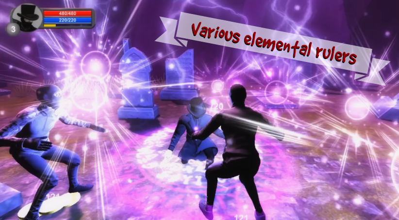 Skill Fighters - 3D Action RPG Screenshot 6