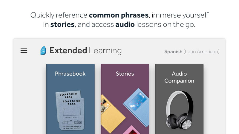 Rosetta Stone: Learn to Speak & Read New Languages Screenshot 4