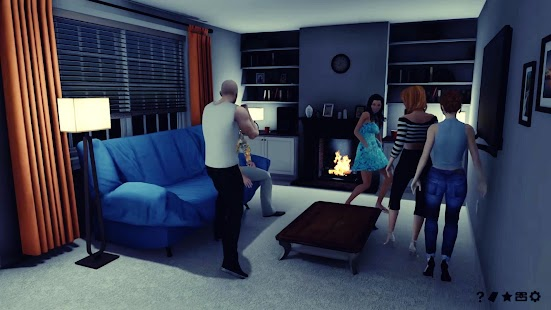 Game House Party Simulator APK for Windows Phone