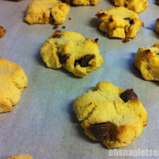 Gluten-free Paleo Chocolate Chip Cookies