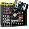 App E.D.M Electro House Dj Loops apk for kindle fire
