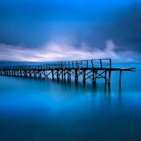 by Zaudin Daud - Landscapes Waterscapes
