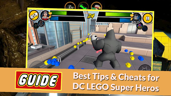 Tips for LEGO® DC SUPER HEROES APK for Lenovo