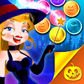Download Bubble Shooter Magic Witch APK on PC