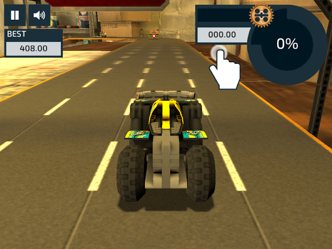 LEGO® Pull-Back Racers 2.0 Android App Screenshot