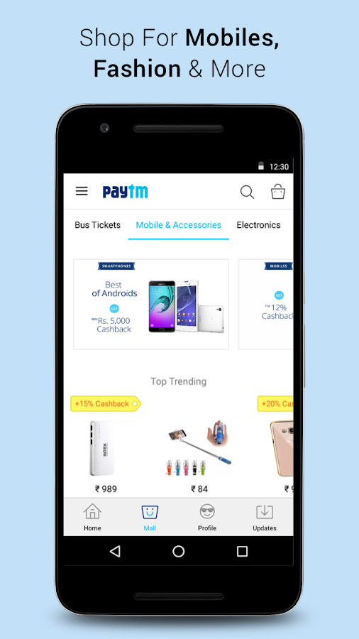 Recharge, Bill Pay & Wallet Screenshot 6