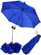 """Зонт """"Компакт S"""", синий"""