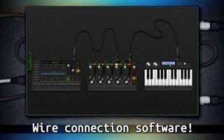 Screenshot of DJ Party Mixer