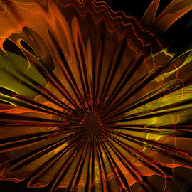 by Kris Pate - Illustration Abstract & Patterns