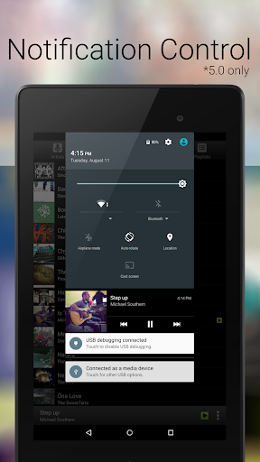 Music Player for Android Pro - screenshot