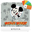 XPERIA™ Mickey Mouse Theme