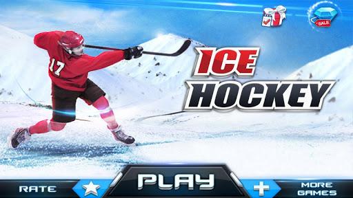Ice Hockey 3D screenshot 7