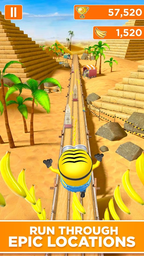 Minion Rush: Despicable Me Official Game Screenshot 13