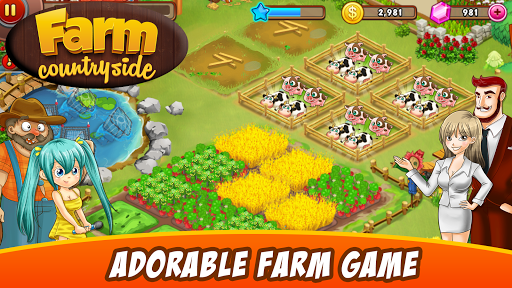 Farm Games - Ranch Grange - screenshot