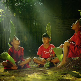 Ngariung by Doeh Namaku - Babies & Children Children Candids