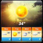 Download Weather App Widget & Forecast APK on PC