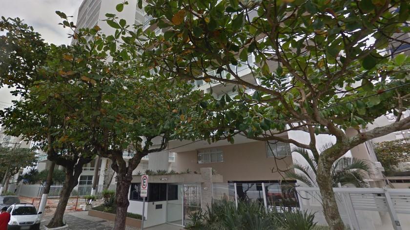 Incrível apartamento de frente pro mar na Praia Pitangueiras, Guarujá/SP