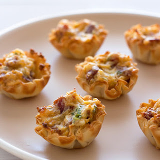 Bacon Cheddar Bites