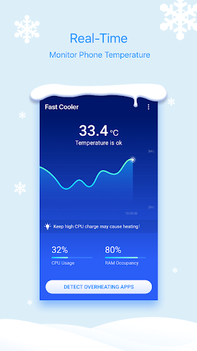 Fast Cooler – Phone Cooler For PC