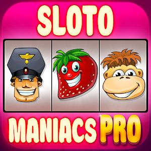 Cover art Slotomaniacs PRO casino slots