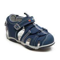 Geox Toddler Closed Sandal TODD SANDAL