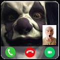 Call Video from Killer Clown APK for Bluestacks