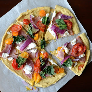 Flatbread Pizza Vegan Recipes