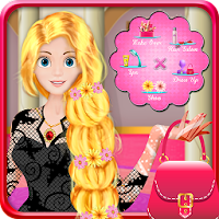 Braided Hair Salon Girl Game For PC (Windows And Mac)