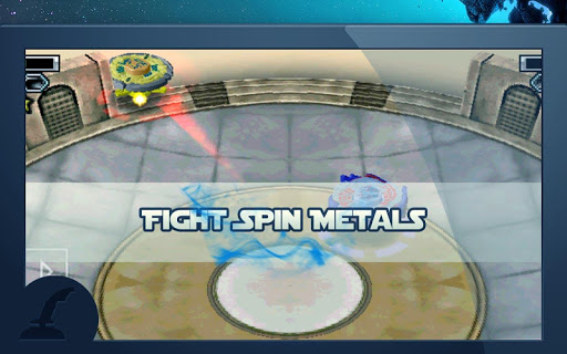 Spin Blade: Metal Fight For PC
