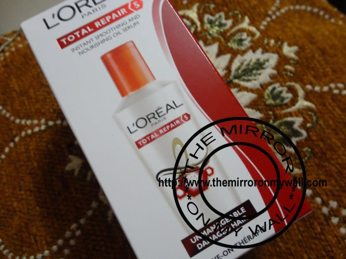 Loreal Total Repair 5 Hair Serum