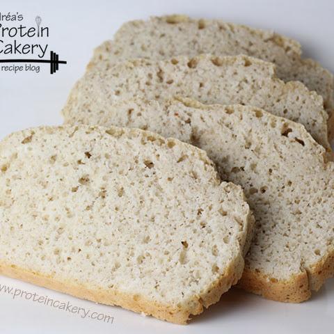 high protein bread machine recipes