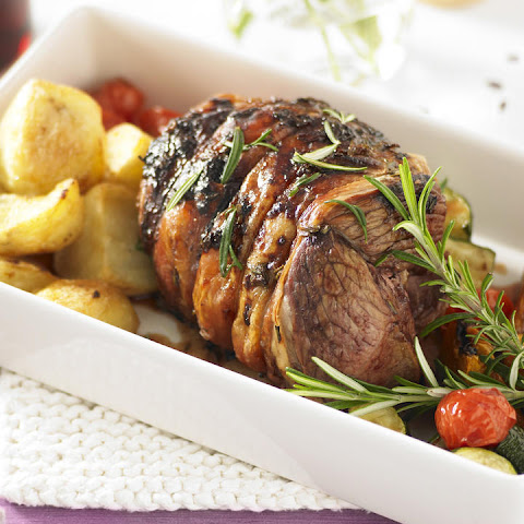 Mini Lamb Roast