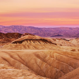 Death Valley USA by Doug Owens - Landscapes Deserts ( death valley, desert, hdr )
