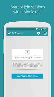 GoToAssist (Remote Support) screenshot for Android