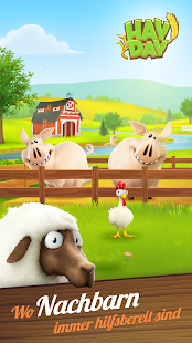 Hay Day – Miniaturansicht des Screenshots
