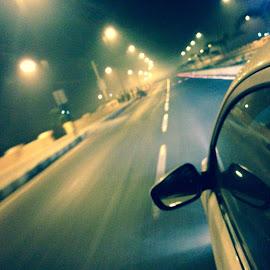 Fast track by Krishna Sai - Transportation Roads