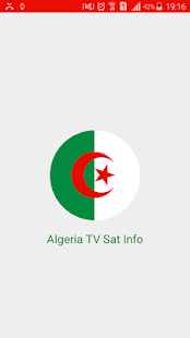 Algeria TV Sat Info - screenshot