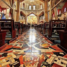 NAZARETH by Joel Adolfo  - Buildings & Architecture Other Interior ( buildings&architecture, places of worship )