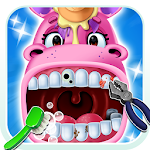 Dentist Pony Doctor Care Icon