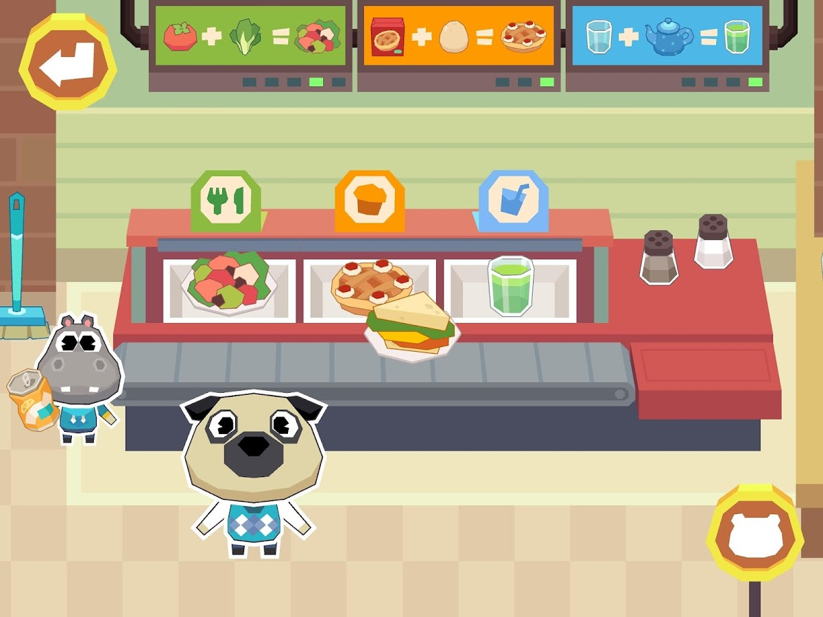 Dr. Panda School Screenshot 6