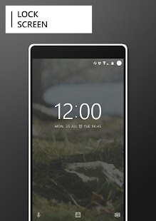 Outray CM13 Theme Screenshot