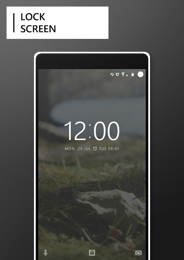 Outray CM13 Theme Screenshot 15