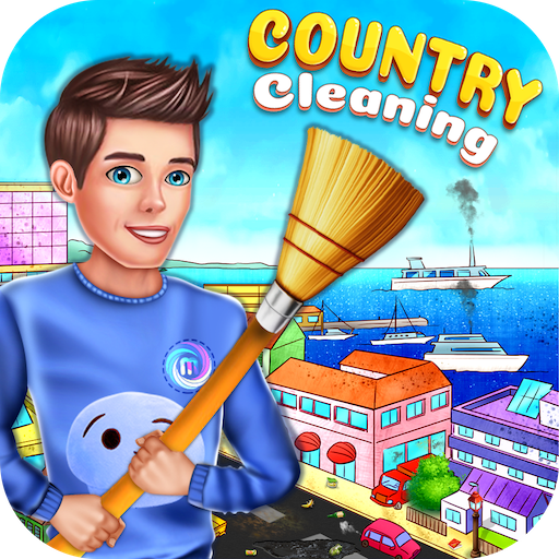 Keep Your Country Clean - Reuse Reduce Recycle (game)