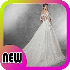 Modern Wedding Gown Design
